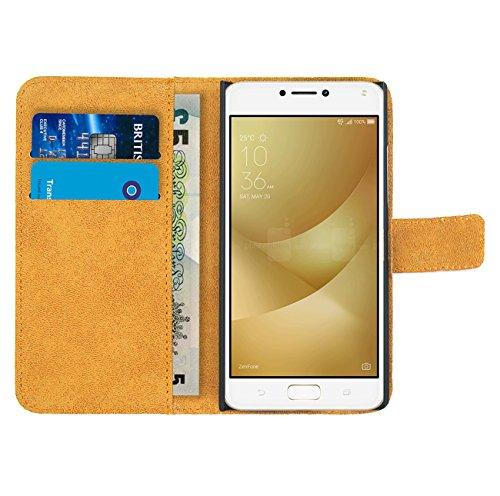 Zenfone 4 Max ZC520KL (5.2) Custodia Cover Case