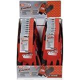 KS Tools 310.0255D Présentoir de 20 gants de protection Racing blancs taille XL