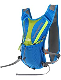 Magideal Sports Hiking Camping Cycling Running Multi-functional Hydration Pack Backpack Vest Water Bladder Bag...