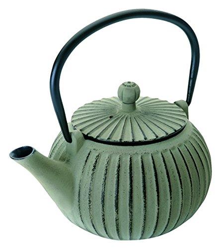 IBILI Teekanne-Set Oriental-Nepal 0,5 l aus Gusseisen, Lilas, 15 x 12 x 16 cm