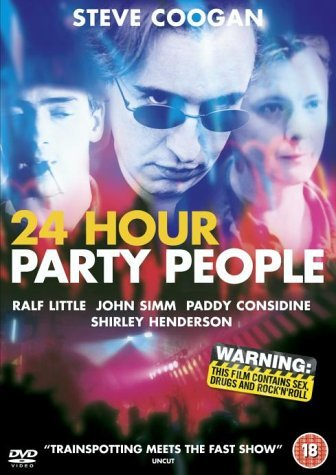 24 Hour Party People - Single Disc Edition [2002] [DVD] by Steve Coogan