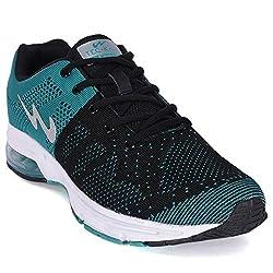 Campus Futura Black Running Shoes