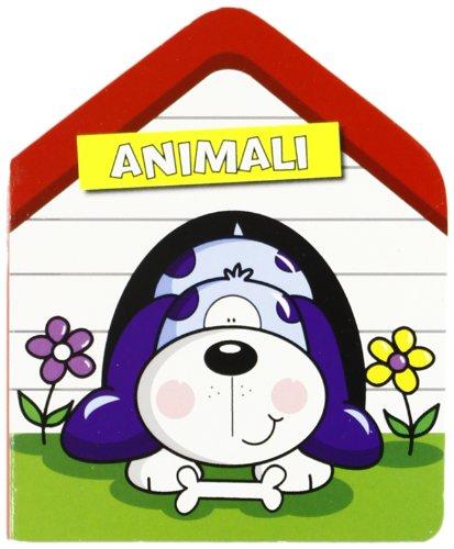 Animali. Le casette. Ediz. illustrata
