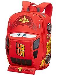 Disney Ultimate S+ Pre-school Cars Mochila Infantil, 11.5 Litros, Color Rojo