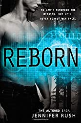 Reborn by Jennifer Rush (2015-12-23)