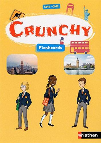 Crunchy anglais 2017 - Ds Flashcard