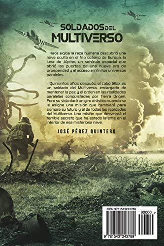 Soldados del Multiverso: Volume 1 (Guerras del Multiverso)