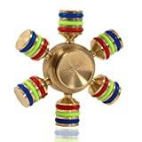 SPECOOL Tri fidget hand spinner toy Fidget Relieves Stress ADHA Anxiety Hand Spinner for Adult and Children
