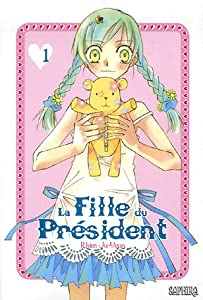 La Fille du Président Edition simple Tome 1