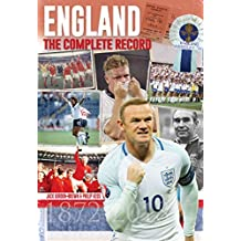 England Jack Gordon Brown and Philip Ross The Complete Record