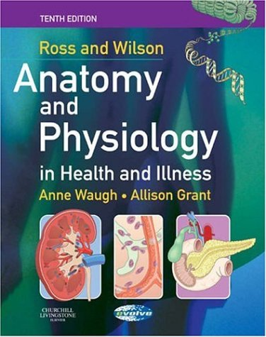 Ungewöhnlich Ross And Wilson Anatomy And Physiology 11th Edition ...