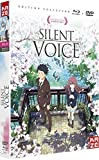 A Silent Voice : The Movie [Édition Collector Blu-ray + DVD + Livret] [Édition Collector Blu-ray + DVD + Livret]