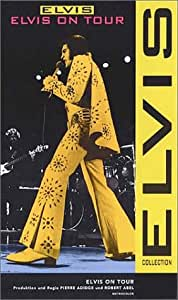Elvis on Tour [VHS]