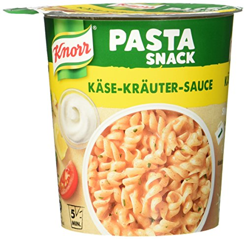 a Snack Käse-Kräuter-Sauce 1 Portion (8 x 65 g) (Reis-käse)