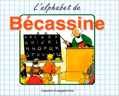 Alphabet De Becassine - L'Alphabet de