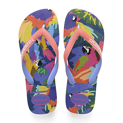 Havaianas Top Fashion, Infradito Donna, ((Blue Star 3847), 39/40 EU