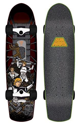 Santa Cruz Skateboard Deck Star Wars Trash Jammer 8,2 x 30