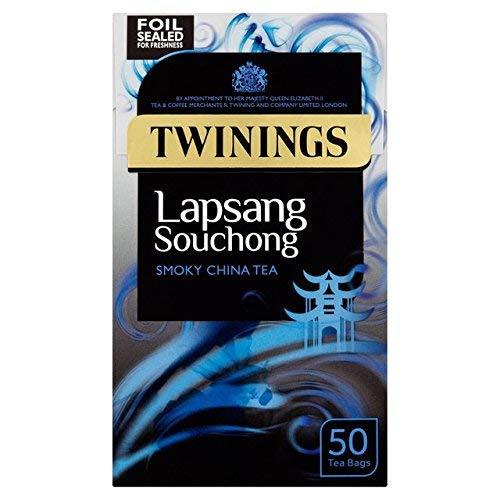 Twinings Lapsang Souchong Tea Bags 50 125g