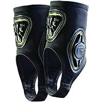G-Form - Protectores de Tobillo, Pro, Hombre, Color Amarillo, tamaño L-XL