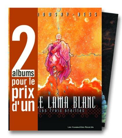 2 albums pour le prix d'1 : Le Lama blanc, tome 3 + Juan Solo, tome 1 en cadeau par Jodorowsky, Bess
