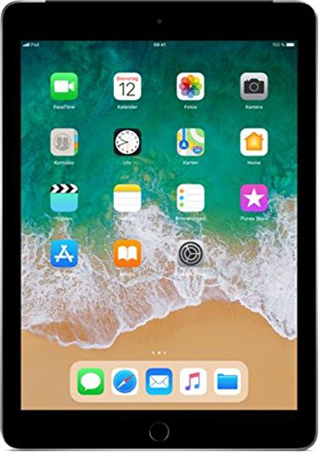 Apple iPad 9.7″ 2018 128GB 4G – Space Grey – Unlocked