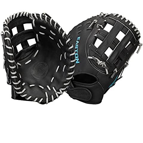 Easton COREFP 3000BKGY Core Pro Fastpitch First Base Mitt, 13