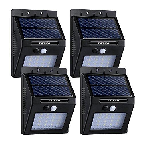 victsing-4-pack-320lm-lampada-solare-led-ad-energia-impermeabile-con-sensore-di-movimento-luci-solar