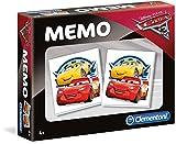 Clementoni 13279.9 - Memo kompakt Cars 3 Spiel