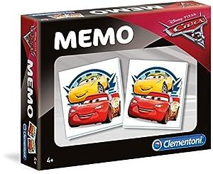 Clementoni 13279 Preescolar Niño/niña Juego Educativo - Juegos educativos (Multicolor, Preescolar, Niño/niña, 4 año(s), Cars 3, 48 Pieza(s))