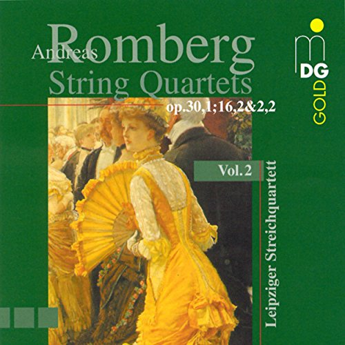 Romberg: String Quartets Vol. 2