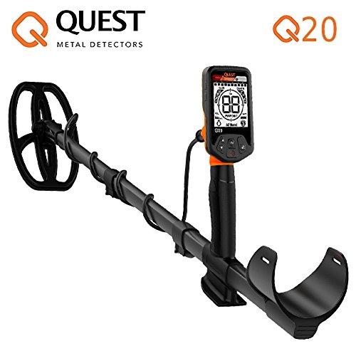 Metal detector Oro Monedas Metal Detector Quest Q20Q 20Oro Monedas cercametalli
