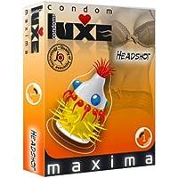 Luxe Condoms Headshot 1 pc