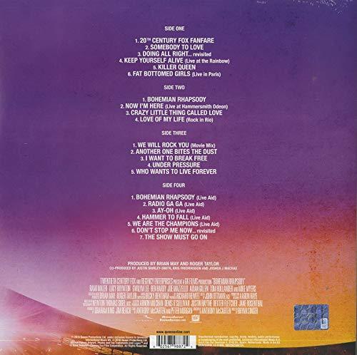 Bohemian Rhapsody (the Original Soundtrack) (2lp) [Vinyl LP] - 2
