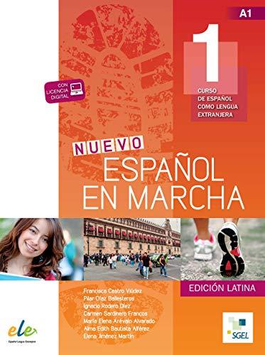 Español en marcha 1 libro del alumno + CD. Edición Latina