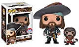 Funko Pop Pirates of the Caribbean Barbossa with Monkey NYCC 2016 Exclusive Vinyl Figure LE 1000 by FunKo