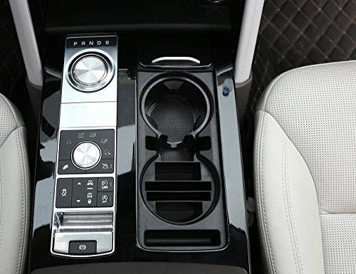 Carbon Innen Zubehör Kunststoff Central Konsole Multifunktions Aufbewahrungsbox Handy Tablett für Discovery 5L462LR520172018