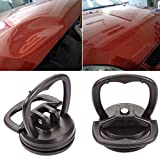 #1: Buyiord Car Small Dent Puller Handle Lifter Suction Cup Dent Remover Heavy Duty Repair Panel Tools (Black)