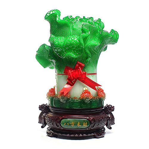 (Ludage Wohnaccessoires Handwerk, Wohnaccessoires Kohl Ornaments.Implied Bedeutung: The Fortune fördern)