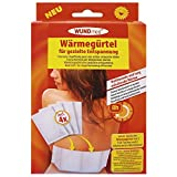 Wärmegürtel / Rückengurt für Wärmekissen inkl. 4 Wärmekissen