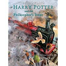 Harry Potter and the Philosopher's Stone: Illustrated [Kindle in Motion] (Illustrated Harry Potter Book 1)