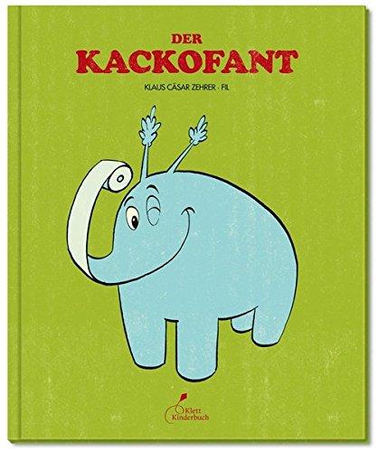 Der Kackofant (Blau Und Gold-superhelden)
