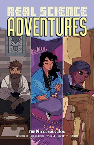 Atomic Robo Presents Real Science Adventures Vol 03  The Nicodemus Job  (Atomic Robo Rsa e0be56c723f4