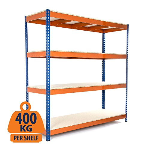 heavy-duty-garage-racking-400kg-udl-shelving-unit-1800mm-h-x-1800mm-w-x-600mm-d-free-next-day-delive