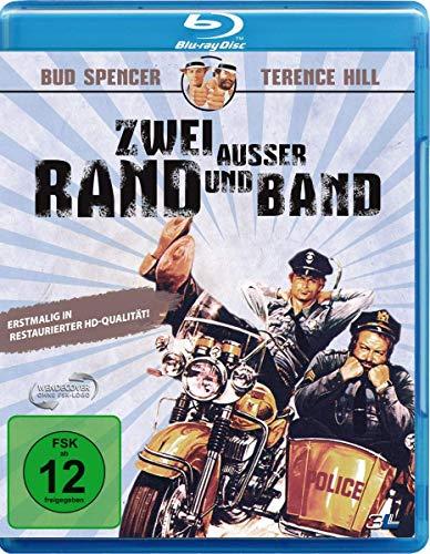 Zwei außer Rand und Band (BluRay/DVD)