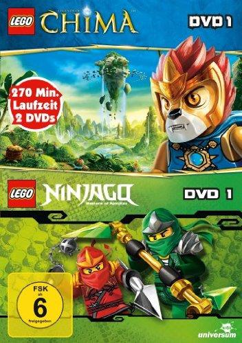 Vol. 1/LEGO: Ninjago, Vol. 1 (2 DVDs)