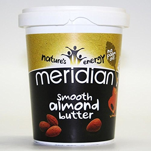Meridian | Almond Butter Smooth | 5 x 454g