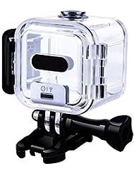 Étui Boîtier étanche et capuchon d'objectif Protection d'écran pour GoPro Hero 4Session