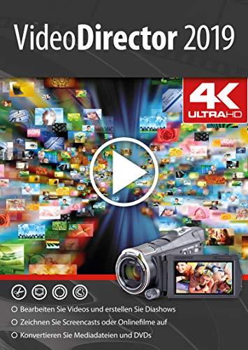 Video Director 2019 - Video Bearbeitung, Schneiden, Ändern, Optimieren für Windows 10 - 8.1 - 7