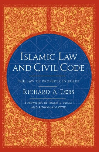 Islamic Law and Civil Code: The Law of Property in Egypt (English Edition)