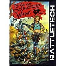 Der Biss der Schwarzen Witwe: BattleTech-Szenarioband